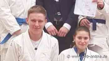 Rosenheimer Ju-Jutsu-Duo überzeugt | Sport in der Region - Oberbayerisches Volksblatt