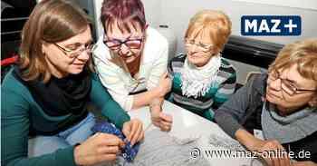 Hobby - Stricktreff in Zeuthen - Märkische Allgemeine