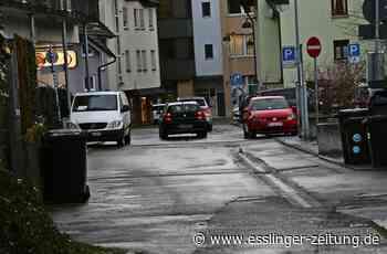 Bauarbeiten in Plochingen: Häfnergasse wird ab März saniert - Plochingen - esslinger-zeitung.de
