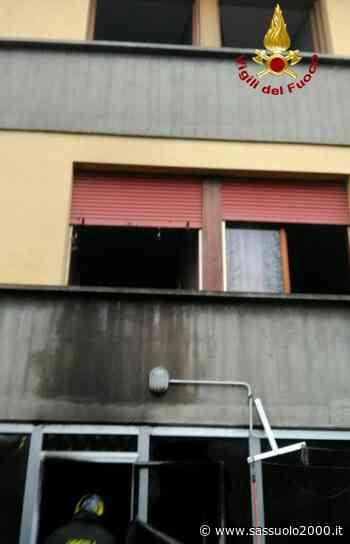 Incendio in villetta a schiera a San Giovanni in Persiceto - sassuolo2000.it - SASSUOLO NOTIZIE - SASSUOLO 2000