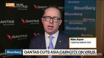 Qantas Cutting Asia Capacity on Coronavirus Outbreak: CEO