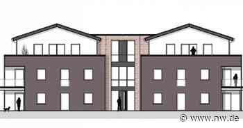 Neues Mehrfamilienhaus mit 14 Wohnungen entsteht in Friedrichsdorf - Neue Westfälische