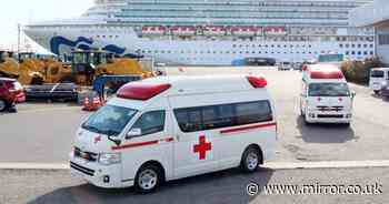 Coronavirus: Two cruise ship passengers die in Japan as number of infected hits 620