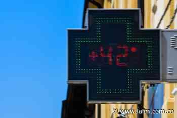 Temperatura en Capitanejo, Santander, llegó a los 42.2 grados - La FM