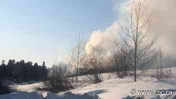 Fire closes landfill in Happy Valley-Goose Bay - CBC.ca
