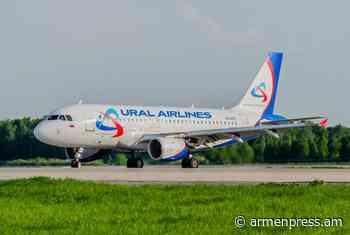 Ural Airlines to start operating Perm-Yerevan regular flights - Armenpress.am