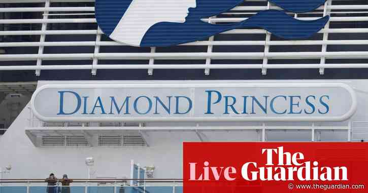 Coronavirus: two passengers from Diamond Princess have died, reports say – latest news