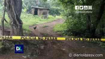 Asesinan a un agricultor en Anamorós, La Unión - Diario Libre