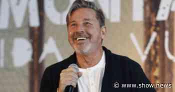 Ricardo Montaner lloró por la boda de su hija Evaluna - Show News