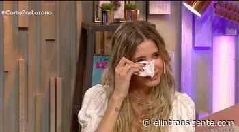 ¡Guillermina Valdés lloró al aire por un especial motivo! - El Intransigente