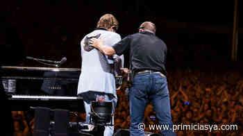 PROFESIONAL Elton John se quedó sin voz en un concierto: lloró y pidió perdón Elton John - Primicias Ya