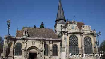 Colère après la fermeture de l'église de Magny-en-Vexin - Les Échos