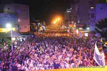 Tudo pronto pro famoso Carnaval de Bombinhas - DIARINHO