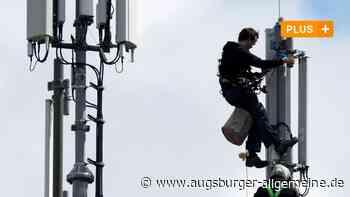 Mobilfunk: Warum man in Kaufering auf die Telekom sauer ist - Augsburger Allgemeine