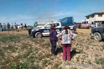 Muere joven de 22 años en explosión de polvorín, en #Amecameca - DigitalMex