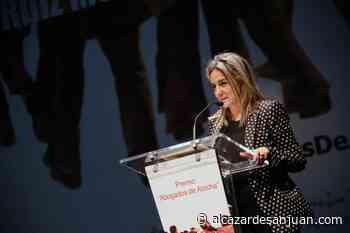 Toledo reconoce el compromiso con la libertad y la democracia de Juan Diego, Premio 'Abogados de Atocha' 2020 - Alcázar de San Juan