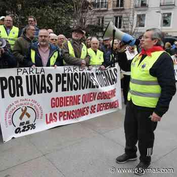 Pensiones: Lo que los partidos se callan del Pacto de Toledo - 65ymas.com