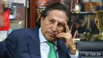 Alejandro Toledo: reprograman para el 26 de febrero audiencia sobre pedido de extradición - RPP