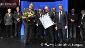 Klaus Stöcker aus Bebra ist Ehrenkreishandwerksmeister | Bad Hersfeld - hersfelder-zeitung.de