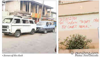 Police, landlords clash over family's claim to Lagos communities - The Punch