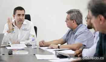 Firman convenio Gobernación-Esap para sur de Bolívar - El Heraldo (Colombia)