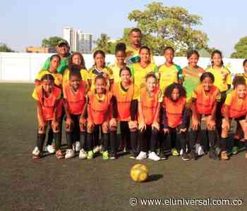 Bolívar se prepara con todo en el fútbol femenino - El Universal - Colombia