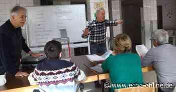 Integration mit Sprachunterricht in Seeheim-Jugenheim - Echo Online
