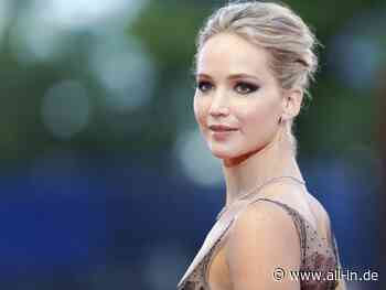 """Dont Look Up"": Jennifer Lawrence ergattert Rolle in Netflix-Komödie - all-in.de - Das Allgäu Online!"
