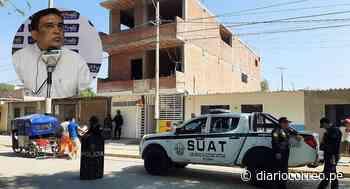 Incautan tres propiedades del gerente municipal de Salitral, Alan Marcelo - Diario Correo