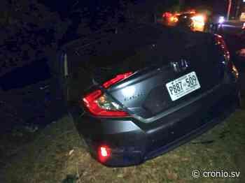 FOTOS: Cuatro fallecidos y varios lesionados deja accidente de tránsito en Apastepeque, San Vicente - Diario Digital Cronio de El Salvador