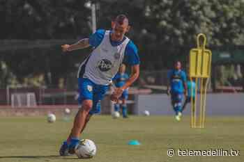 Neyder Moreno estará jugando seis meses con Envigado - Telemedellín