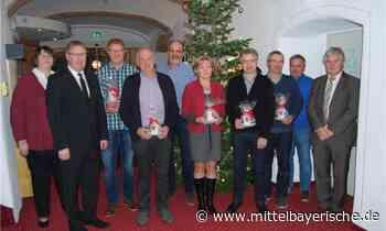 Stamsried dankt Bürgern - Mittelbayerische
