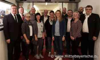 Rotkreuz-Führung tagte in Stamsried - Mittelbayerische