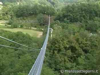 """Il ponte sospeso di San Marcello Pistoiese protagonista di """"Freedom - Oltre il confine"""" su Rete 4 - Firenze Settegiorni - Firenze Settegiorni"""
