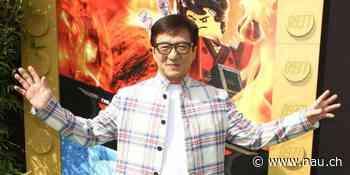 Jackie Chan: Kollaboration mit Li-Ning - Nau.ch