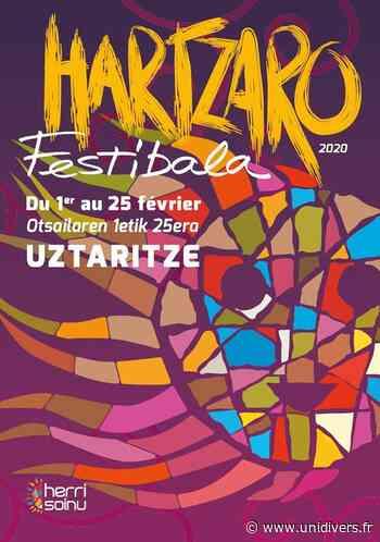 Festival Hartzaro Ustaritz, 21 février 2020 - Unidivers