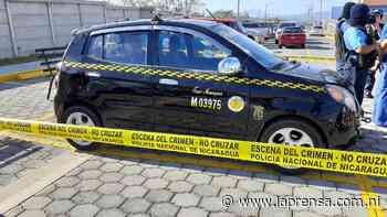 Capturan a taxista que violó a una adolescente en Ciudad Belén, Managua - La Prensa (Nicaragua)
