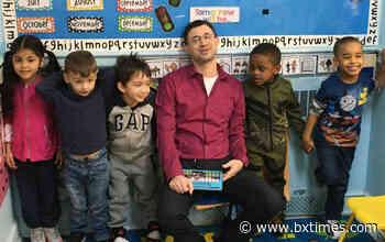 Pelham Bay school receives special visit from BX reporter
