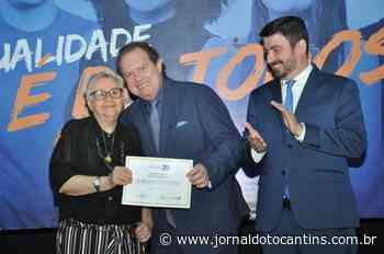 Unitins celebra 30 anos com homenagens a Siqueira Campos e primeira reitora - Jornal do Tocantins