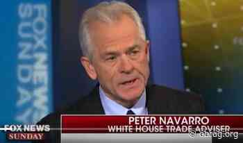 San Diego's 'Own' Peter Navarro to Hunt 'Anonymous' White House Staffer - OB Rag