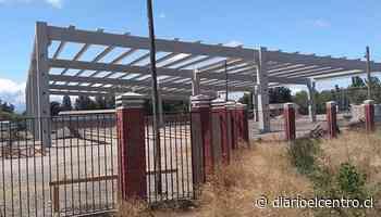 Construyen nuevo terminal de buses en Linares - El Centro