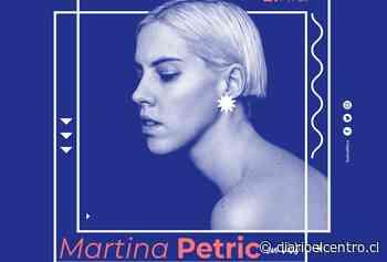Cantante nacional Martina Petric presentará concierto gratuito en Linares - El Centro