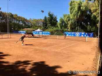 Linares es una de las principales estaciones del tenis nacional - El Centro
