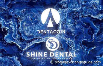 Dentacoin (DCN) Now Accepted by Celebrity Dentists' Office Shine Dental - Bitcoin Exchange Guide