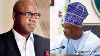 Ogun: Amosun, Abiodun renew rivalry over $250million World Bank loan - Daily Post Nigeria