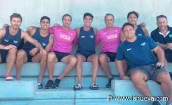 Rugby: jugadores de Sportiva disfrutaron de entrenar con el plantel de Jaguares - La Nueva.