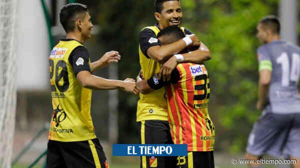 En duelo por el descenso, Pereira dio buena cuenta de Jaguares - El Tiempo