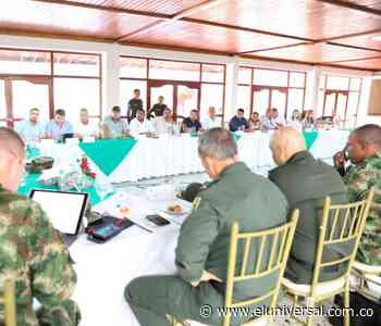 Batallón Nariño pasará a Bolívar   EL UNIVERSAL - Cartagena - El Universal - Colombia