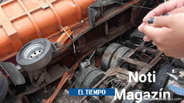 Un niño entre las seis víctimas fatales de un accidente vial en Nariño - El Tiempo
