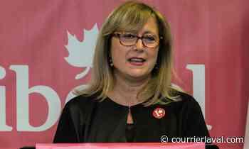 La nouvelle députée de Vimy ouvre enfin son bureau de comté - Courrier Laval